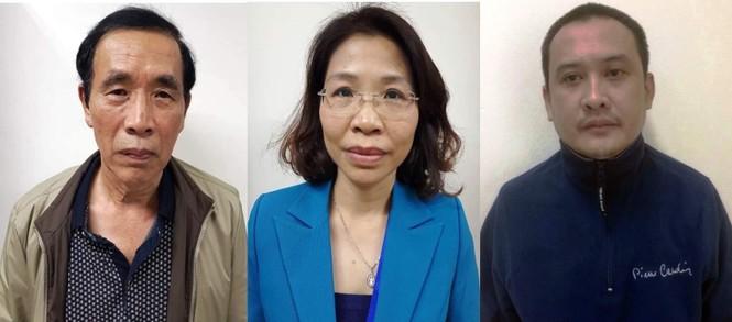 Bắt cựu Phó giám đốc Sở KH&ĐT Hà Nội liên quan vụ Nhật Cường - ảnh 2