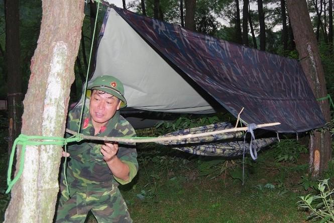 Cận cảnh trung đoàn bộ binh diễn tập vòng tổng hợp - ảnh 3