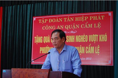Tân Hiệp Phát tặng quà cho trẻ em nghèo Đà Nẵng - ảnh 1