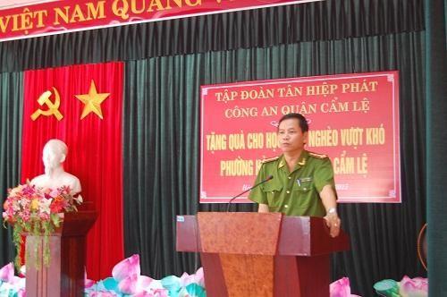 Tân Hiệp Phát tặng quà cho trẻ em nghèo Đà Nẵng - ảnh 2