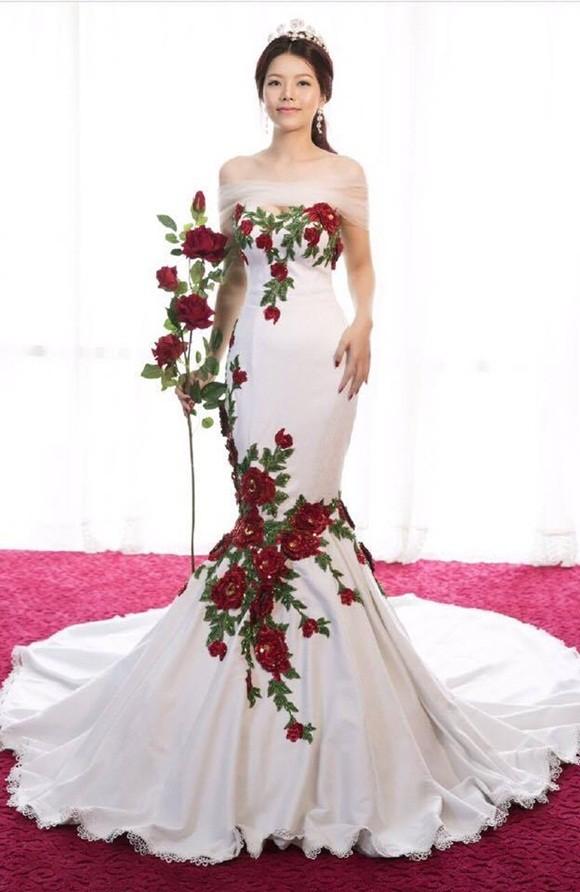 Hoa hậu Xuân Thủy đã sẵn sàng cho 'cuộc chiến' tại Mrs. World - ảnh 2