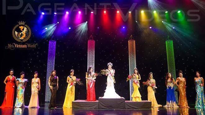 Hoa hậu Xuân Thủy đã sẵn sàng cho 'cuộc chiến' tại Mrs. World - ảnh 3