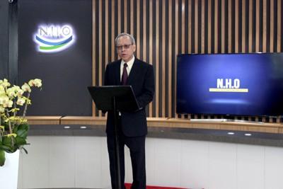 Công ty cổ phần Tổ chức Nhà Quốc Gia khai trương trụ sở chính  - ảnh 1