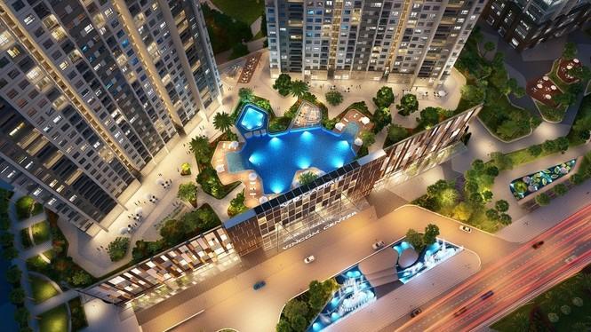 Vinhomes ra mắt 2 tòa đầu tiên của dự án D'.Capitale Trần Duy Hưng  - ảnh 2