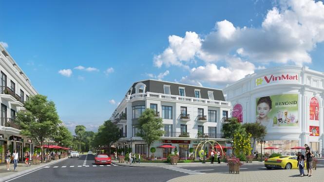 Vincom Shophouse Vĩnh Long giải tỏa cơn khát bất động sản cao cấp - ảnh 1