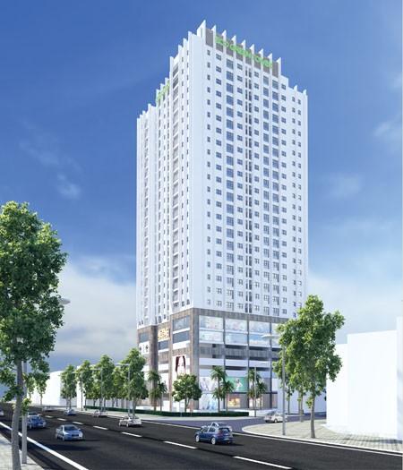 Eo Green Tower: Cơ hội sở hữu nhà cho người Việt trẻ - ảnh 1