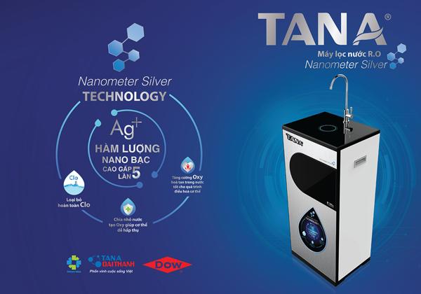 Tân Á Đại Thành ra mắt máy lọc nước R.O Tân Á mới   - ảnh 1