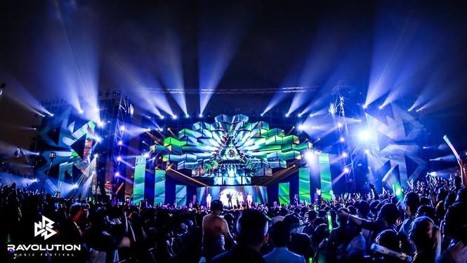 'Ravolution Music Festival by Jetstar' – Tết của 'tín đồ' yêu EDM Việt Nam - ảnh 2