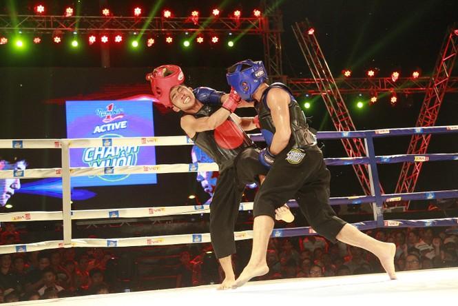 Khán giả Quảng Ngãi mãn nhãn với các trận chung kết Võ cổ truyền  - ảnh 6
