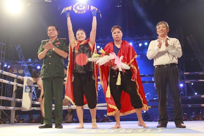 Khán giả Quảng Ngãi mãn nhãn với các trận chung kết Võ cổ truyền  - ảnh 7