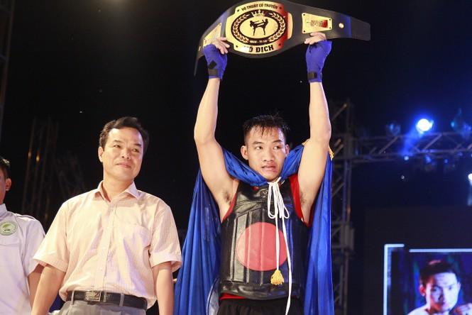 Khán giả Quảng Ngãi mãn nhãn với các trận chung kết Võ cổ truyền  - ảnh 8