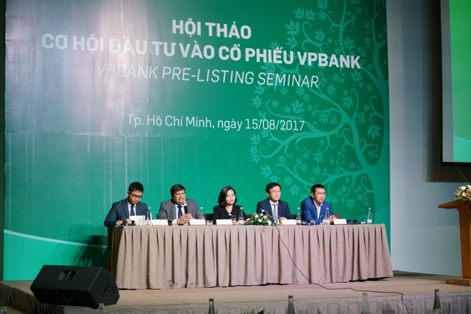 Nhà đầu tư nước ngoài đăng ký chi 1,2 tỷ USD mua cổ phiếu VPBank - ảnh 1