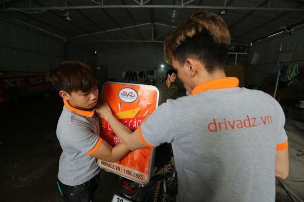 Startup Việt giúp người đi xe máy 'sinh lời' trên phố - ảnh 1