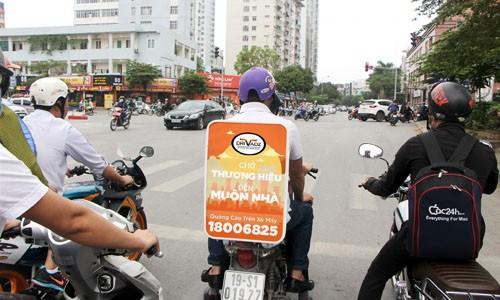 Startup Việt giúp người đi xe máy 'sinh lời' trên phố - ảnh 3