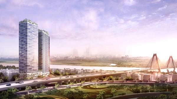 Intracom Riverside - lựa chọn hàng đầu của khu vực Nhật Tân - Nội Bài - ảnh 1