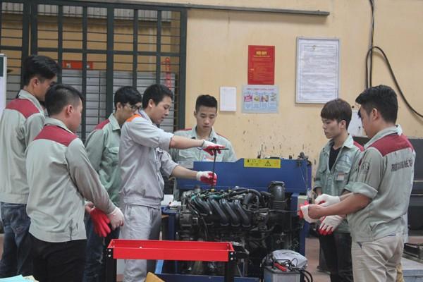 Những ưu điểm Trường Quân đội khiến nhiều bạn trẻ lựa chọn học nghề - ảnh 1