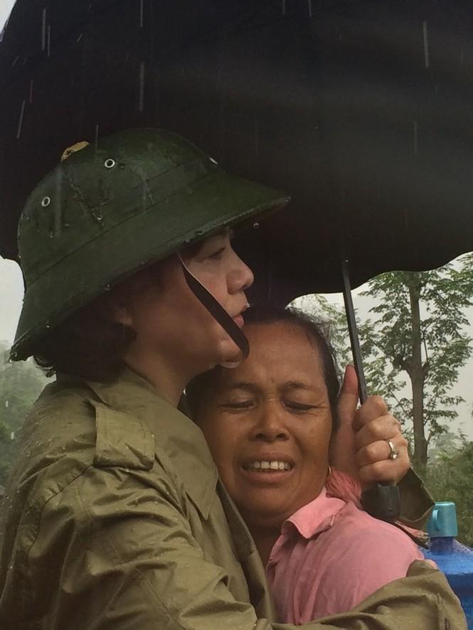 PVN chung tay cứu trợ đồng bào lũ lụt tỉnh Yên Bái - ảnh 2