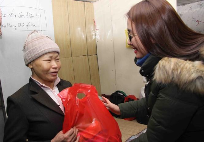 Mang Xuân yêu thương đến với bệnh nhân nhi ung thư - ảnh 13