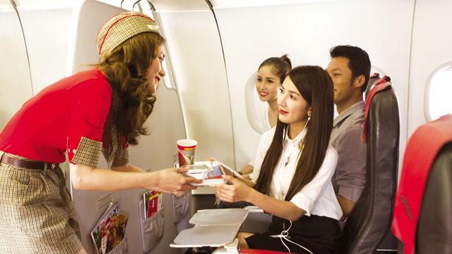 Hàng không tư nhân Việt tạo nhiều sức hút - ảnh 1