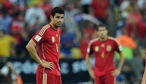 Đội hình gây thất vọng nhất World Cup 2014 - ảnh 11