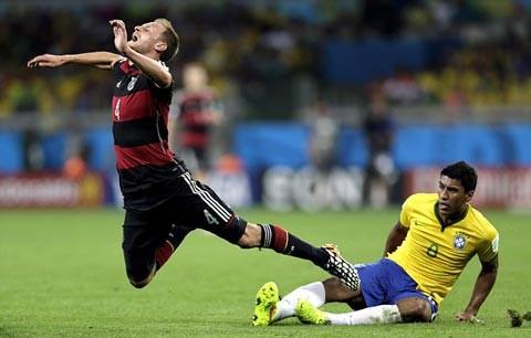 Đội hình gây thất vọng nhất World Cup 2014 - ảnh 6