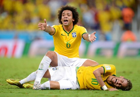 Mười khoảnh khắc đáng nhớ nhất World Cup 2014 - ảnh 3