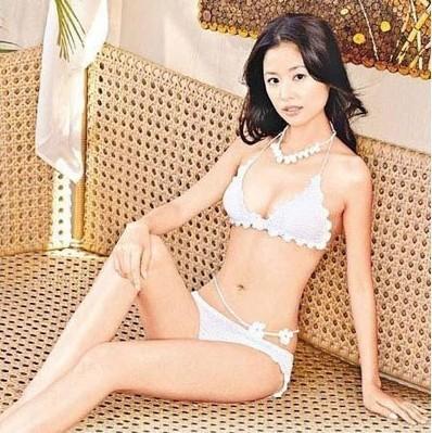 Loạt ảnh nóng của Lâm Tâm Như bị phanh phui - ảnh 3