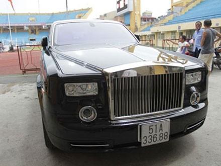 Đại gia và số phận những siêu xe Rolls Royce Phantom - ảnh 1