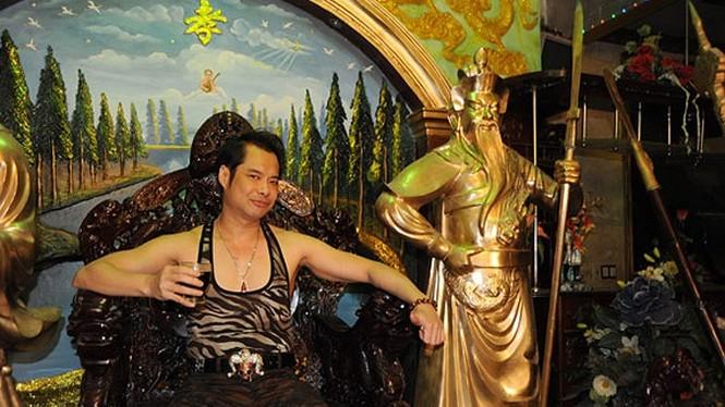 Biệt thự triệu USD của ông hoàng nhạc sến Ngọc Sơn - ảnh 13