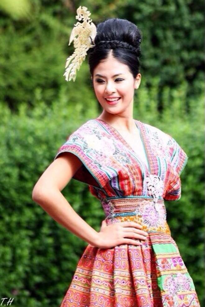 Hoa hậu Ngọc Hân: Cô gái nào đủ bản lĩnh sẽ tỏa sáng - ảnh 1