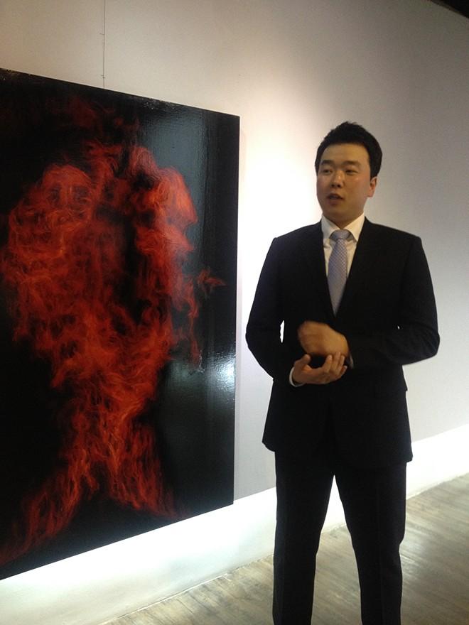 """""""Lửa"""" của Jung Il Jin - ảnh 1"""