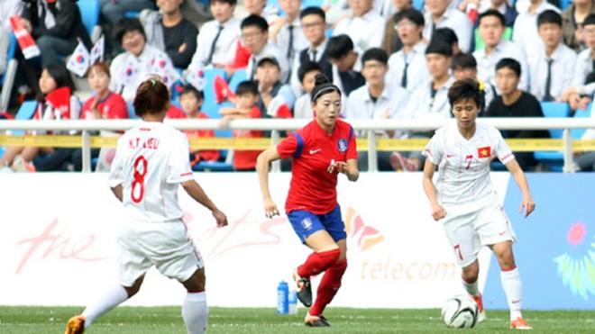 Việt Nam vs Hàn Quốc (0-3): Vỡ mộng huy chương - ảnh 1
