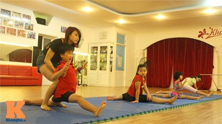 Cô gái Hải Phòng đam mê dance sport - ảnh 14