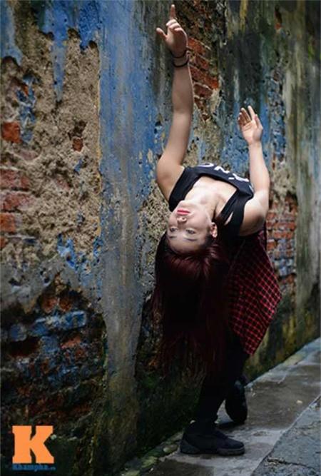 Cô gái Hải Phòng đam mê dance sport - ảnh 6