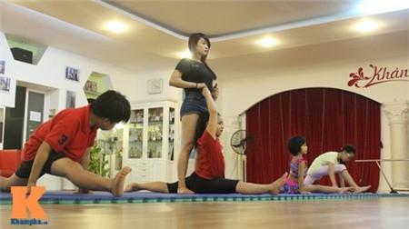Cô gái Hải Phòng đam mê dance sport - ảnh 9
