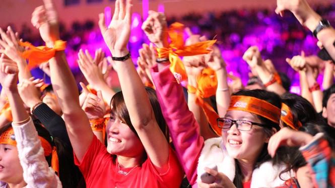 RockStorm7 hỗ trợ hơn 240 triệu đồng làm từ thiện - ảnh 1