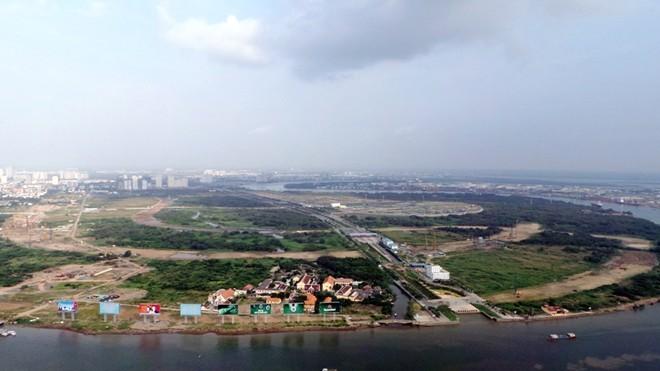 Bệ pháo hoa ở sân trực thăng tòa nhà cao nhất Sài Gòn - ảnh 10