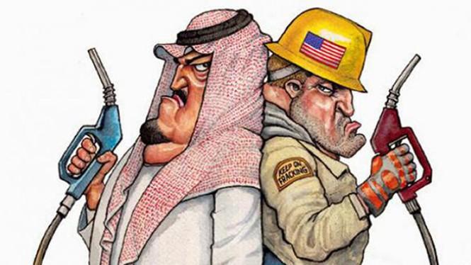 Hé lộ 'thủ phạm' đẩy giá dầu thế giới lao dốc - ảnh 3