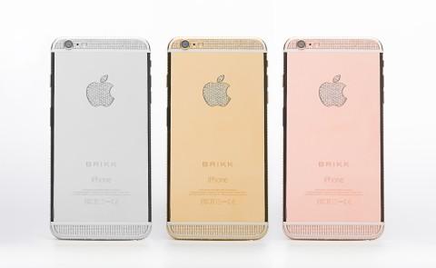 iPhone 6 Plus nạm kim cương giá hơn 1 tỷ đồng - ảnh 1