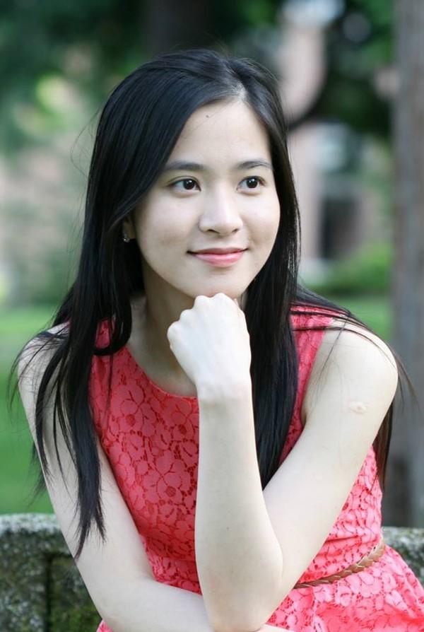 Mặn mà nhan sắc nữ sinh Việt tại New York - ảnh 10
