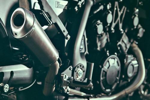 Mãn nhãn với Yamaha VMax độ siêu hầm hố - ảnh 5
