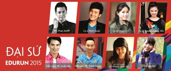 Giải chạy Edurun 2015 – Vì lớp học vùng cao - ảnh 1