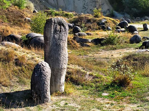 Kỳ lạ hòn đá có thể phình to như nấm sau mưa - ảnh 3