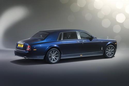 Rolls-Royce Phantom Limelight 'cực độc', gây mê đại gia - ảnh 1