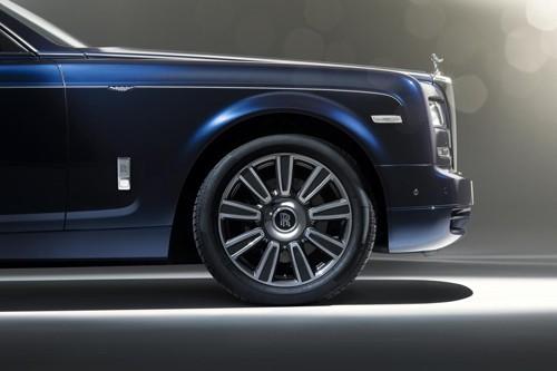 Rolls-Royce Phantom Limelight 'cực độc', gây mê đại gia - ảnh 2