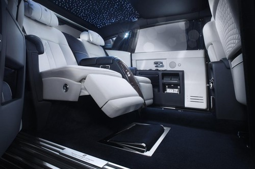 Rolls-Royce Phantom Limelight 'cực độc', gây mê đại gia - ảnh 5