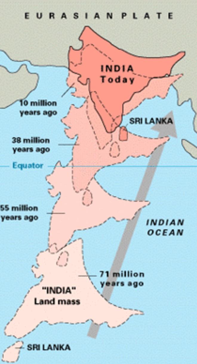 Vì sao động đất ở Nepal có sức công phá lớn - ảnh 1