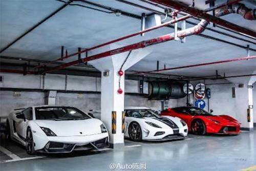 Bộ sưu tập siêu xe triệu đô của thiếu gia Trung Quốc - ảnh 2