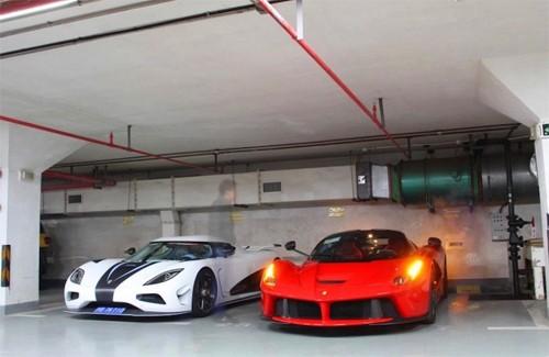 Bộ sưu tập siêu xe triệu đô của thiếu gia Trung Quốc - ảnh 6