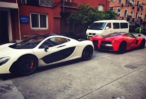 Bộ sưu tập siêu xe triệu đô của thiếu gia Trung Quốc - ảnh 7